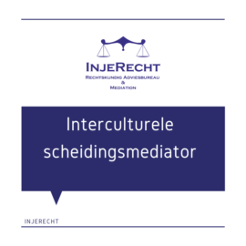Interculturele scheidingsmediator